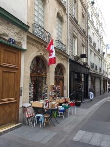 Abbey Bookstore, 29 Rue de la Parcheminerie, Paris 75005