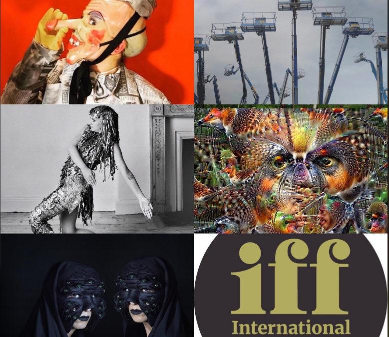IFF International Film Festival, Elysium Gallery, Wales
