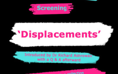 """Catch 'Lucia Joyce: FULL CAPACITY' at Waterford Film Festival & MexIndex """"Displacements"""" curated by Richard Ashrowan"""