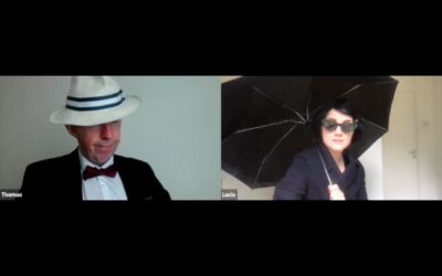 """Bon voyage to 1920s Paris with """"Calico"""" by Michael Hastings at the Bloomsday Festival June 11 – 30"""